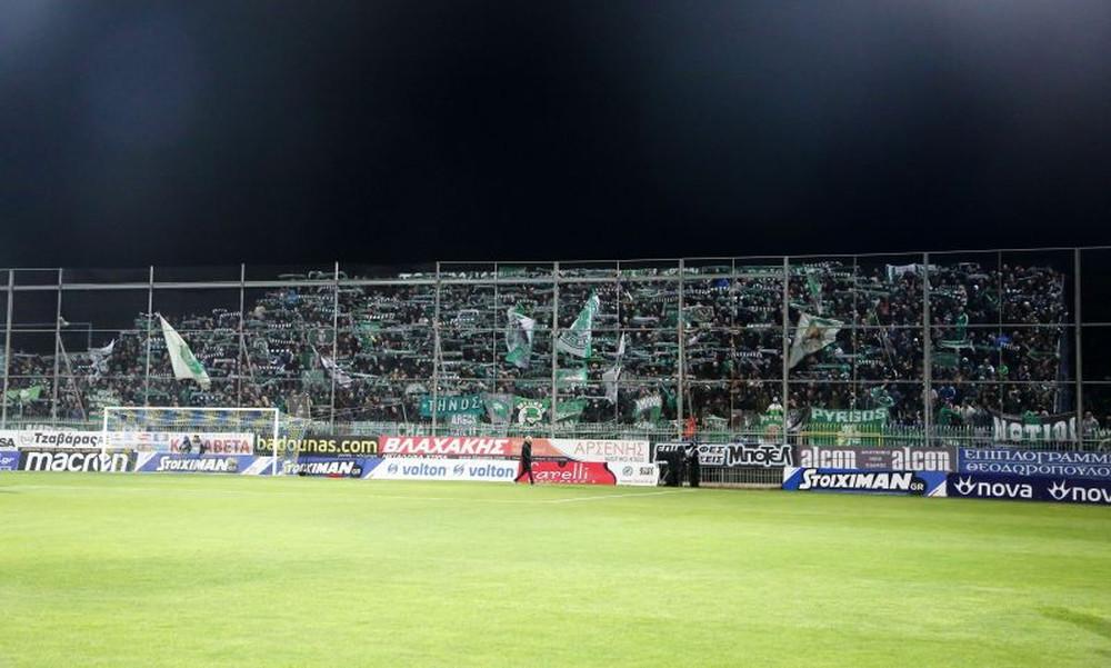 Παναθηναϊκός: «Πράσινο»… τσουνάμι στην Τρίπολη!