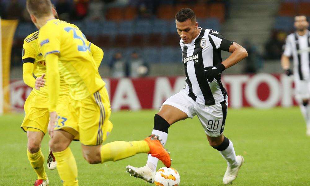 Ελληνικές παρουσίες στην καλύτερη 11άδα του Europa League.