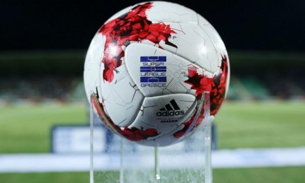Super League: «Πράσινη» δοκιμασία στην Τρίπολη - Το πρόγραμμα και η βαθμολογία