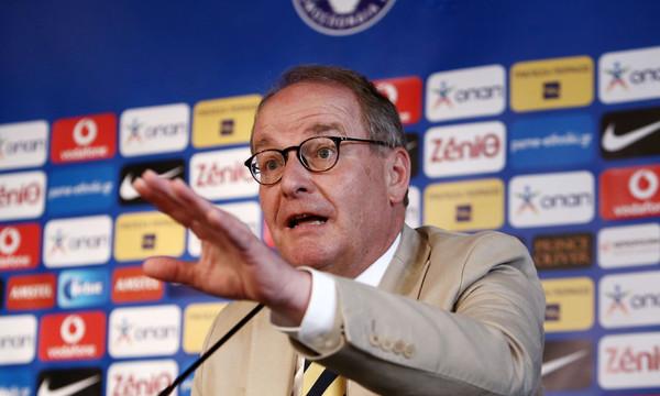 ΑΕΚ-Ολυμπιακός: Στελέχη της FIFA και της UEFA στο ΟΑΚΑ