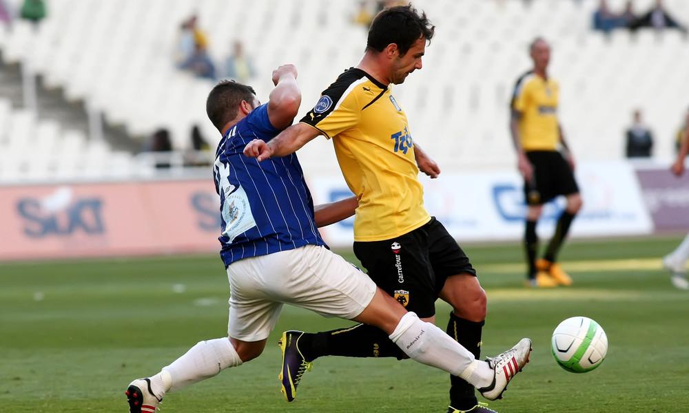 Πρώην παίκτης της ΑΕΚ έβαλε το γκολ της σεζόν! (vid)