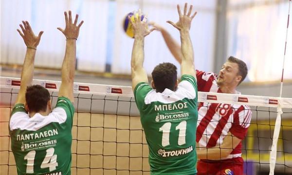 Αναβολή στην πρεμιέρα της Volley League