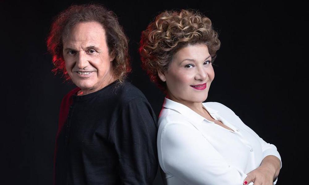 «Όλα για όλα» : Βασίλης Παπακωνσταντίνου και Γιώτα Νέγκα μαζί στη σκηνή