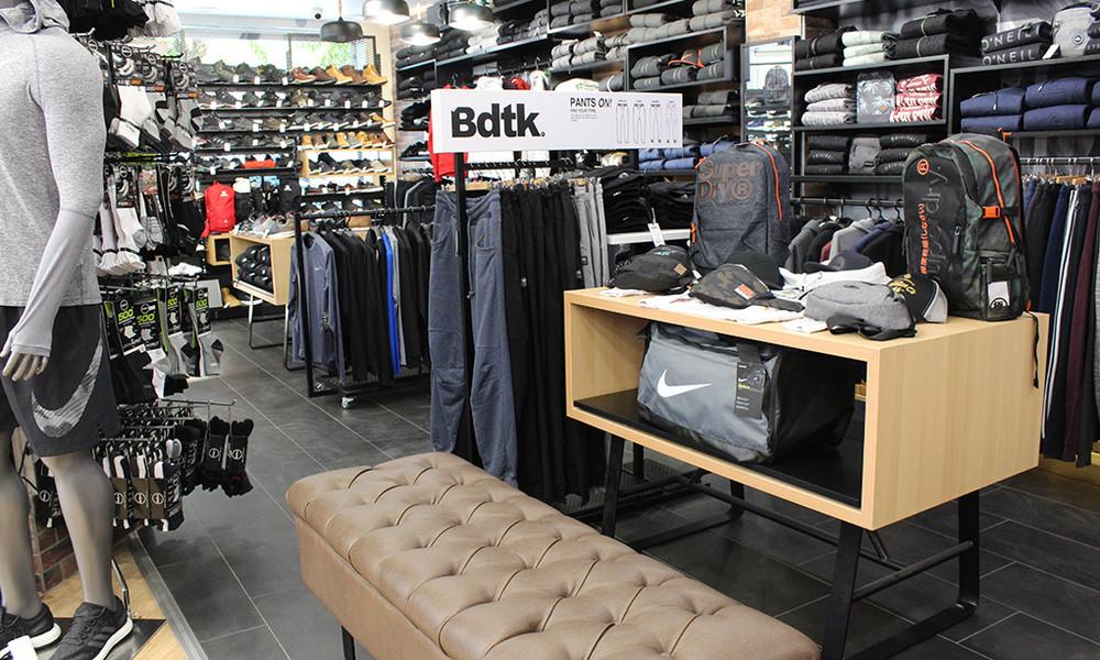 Αθλητικά είδη και fashion προϊόντα στο bettersports.gr