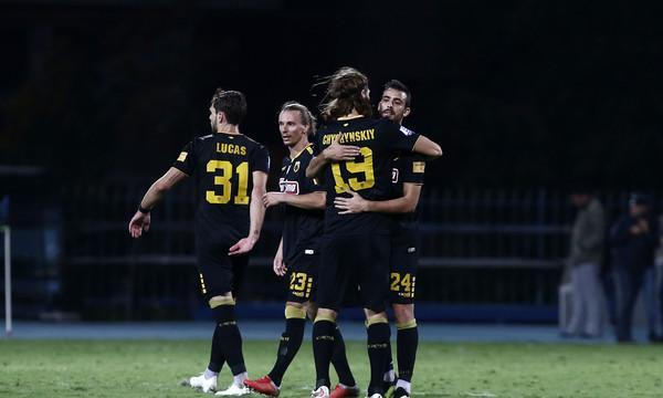 ΑΕΚ - Λαμία 2-1: Τα γκολ του αγώνα (videos)
