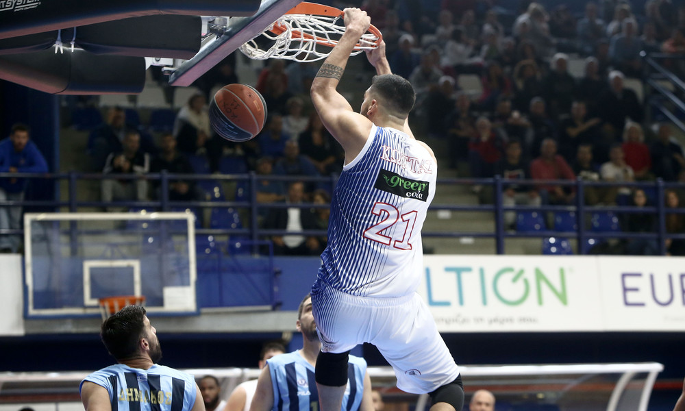 Χολαργός-Κολοσσός Ρόδου 74-60: Πρώτη νίκη με «ατσάλινη» άμυνα!