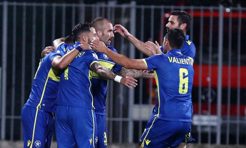 Αστέρας Τρίπολης: Πλάνα για εκτός έδρας νίκες