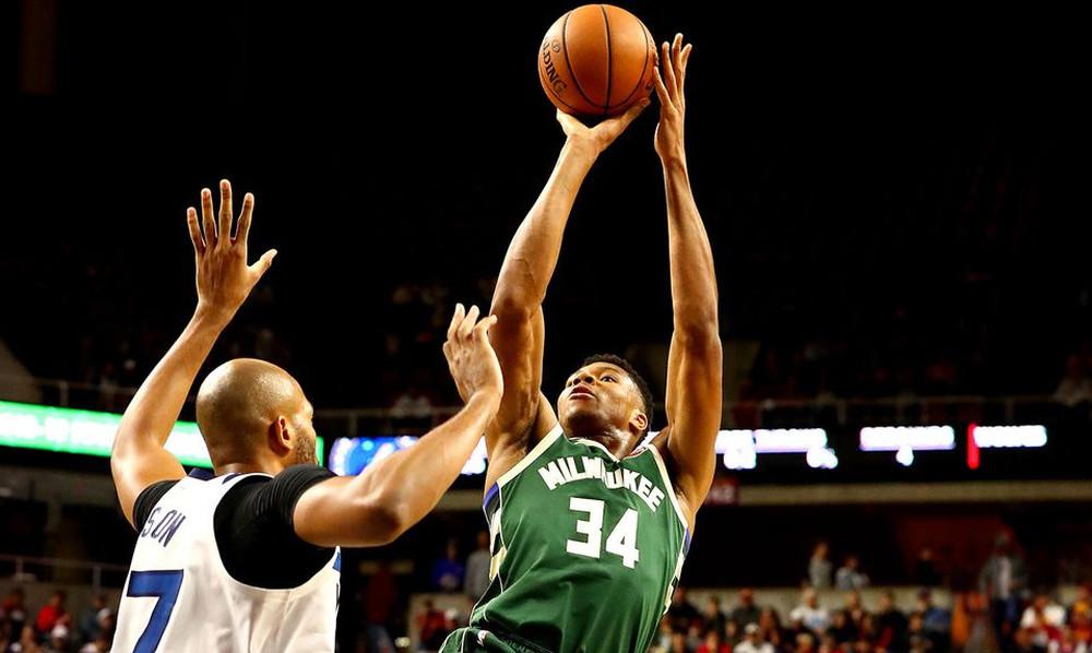 NBA: Τα καλύτερα του Γιάννη στην preseason (video)