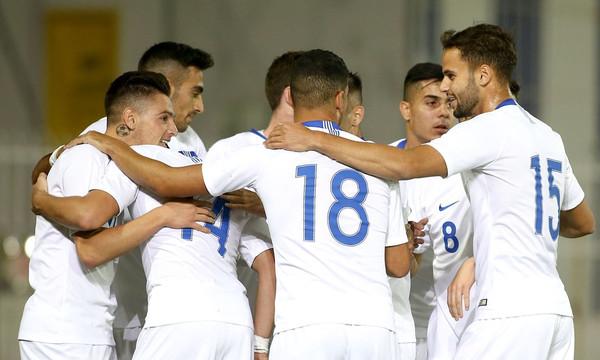 Οι υποψήφιοι αντίπαλοι της Εθνικής Ελπίδων στα μπαράζ για το Euro 2019