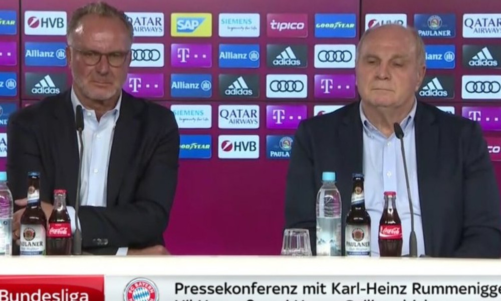 Bundesliga: Ευθεία επίθεση των αφεντικών της Μπάγερν σε δημοσιογράφους!