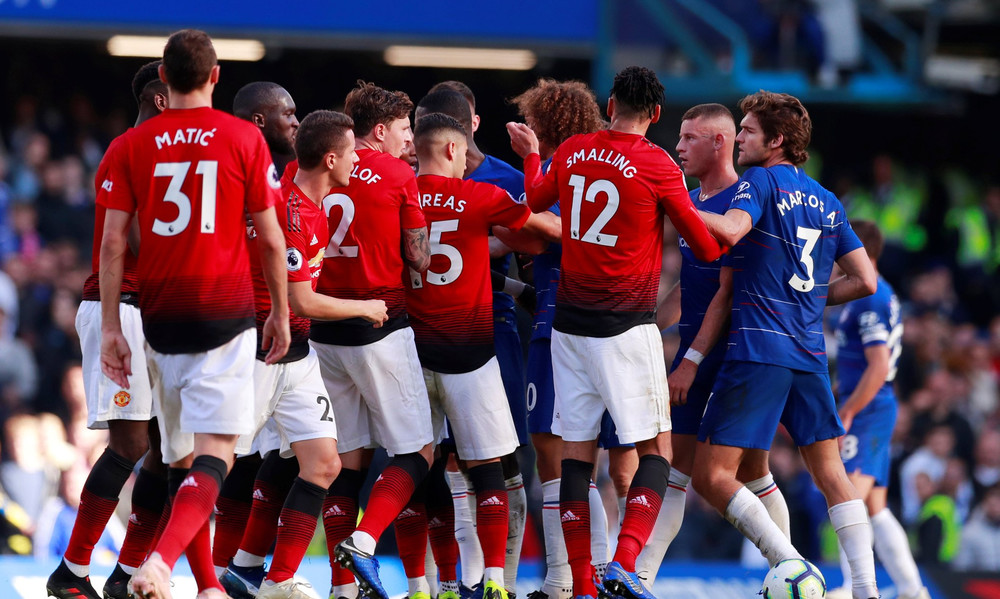 Premier League: «Ξέρανε» την Γιουνάιτεντ ο Μπάρκλεϊ (video)