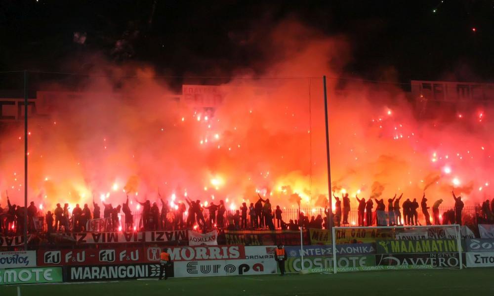 Άρης – ΠΑΟΚ: Η Θεσσαλονίκη στις «φλόγες»!