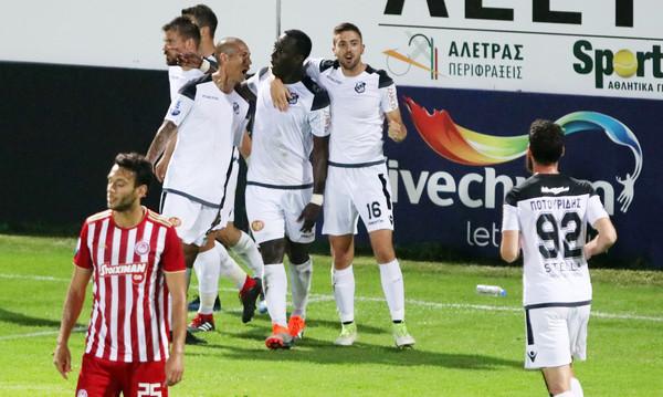 ΟΦΗ-Ολυμπιακός 1-0: «Πεντοζάλη» από τα... παλιά με Βουό! (photos)