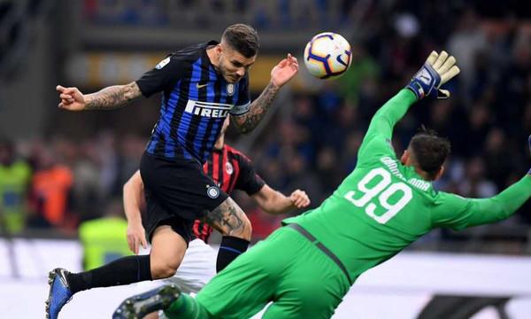 Serie A: «Τέζαρε» τη Μίλαν ο Ικάρντι! (video)