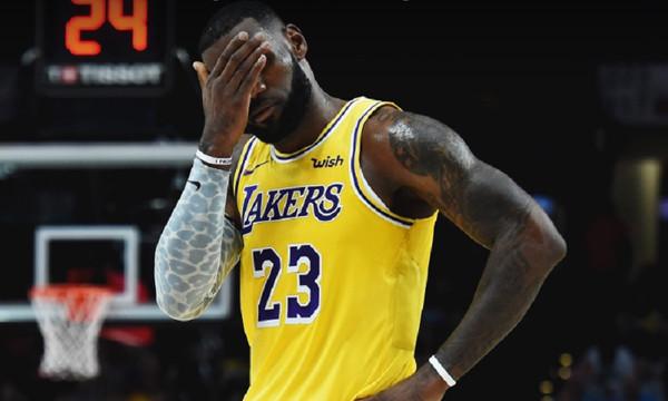 NBA: Μοιραίος ο Λεμπρόν, νέα ήττα για Λέικερς (video)