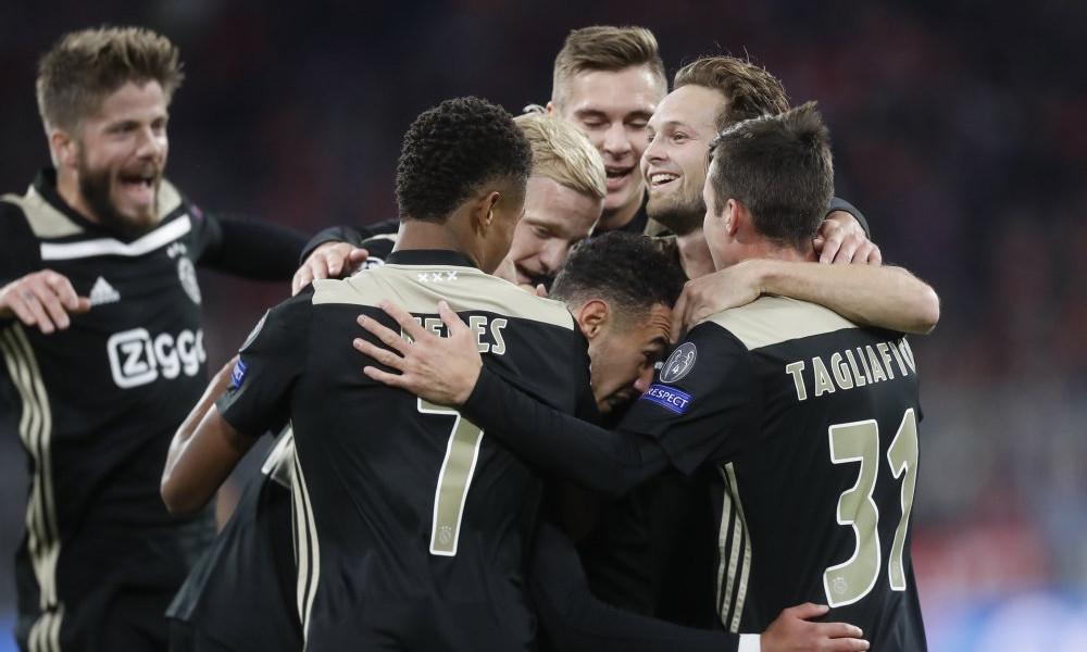 UEFA Champions League: Mε σπόντα ο Άγιαξ, το ντέρμπι η Γιουβέντους (videos+photos)