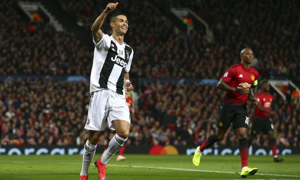 Champions League: Αποθεώθηκε στο «Όλντ Τράφορντ» ο Ρονάλντο (video)