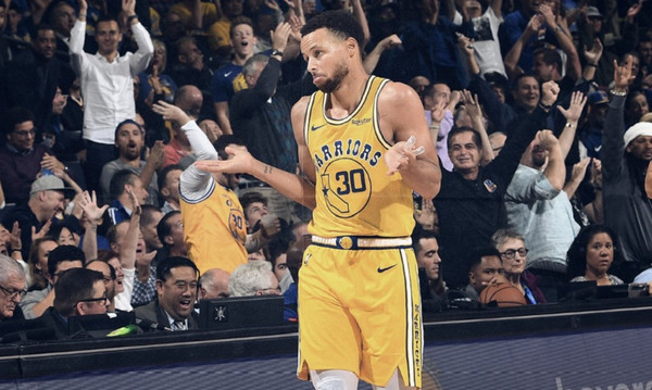 NBA: Εξωγήινος Κάρι, επιτέλους νίκη για Λέικερς! (video)