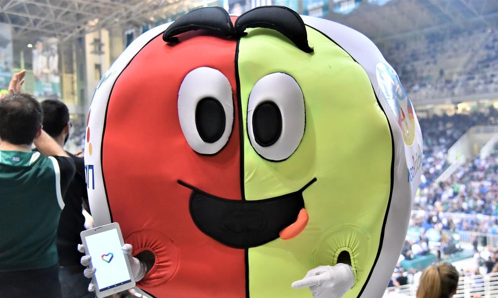 Η «ΚερKidα ΟΠΑΠ» ντύνεται στα χρώματα της «Ομάδας Προσφοράς»