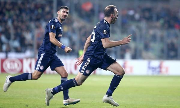 Ντουντελάνζ – Ολυμπιακός 0-1: Το έβαλε και… ξέσπασε ο Τοροσίδης (video+photos)
