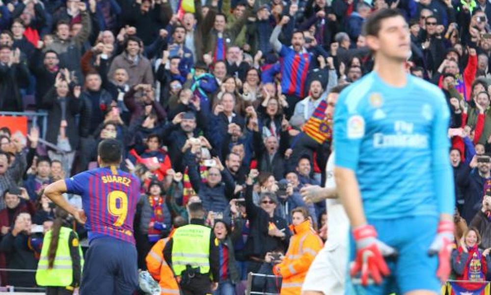 Μπαρτσελόνα-Ρεάλ Μαδρίτης: Καταλανικό «πάρτι», δείτε το 2-0 (video)