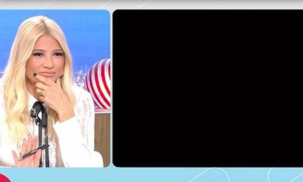 Φαίη Σκορδά: Δάκρυσε με το αφιερωματικό βίντεο στο Mega
