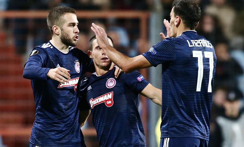 Live Chat: Ολυμπιακός-Απόλλων Σμύρνης 1-0 (τελικό)