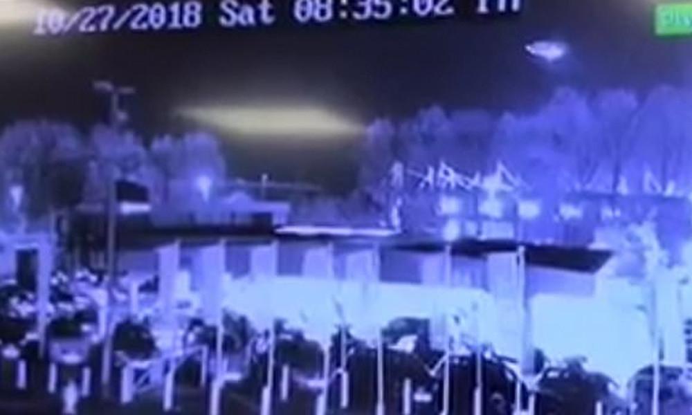 Ντοκουμέντο: Η στιγμή της συντριβής του ελικοπτέρου του ιδιοκτήτη της Λέστερ (video)