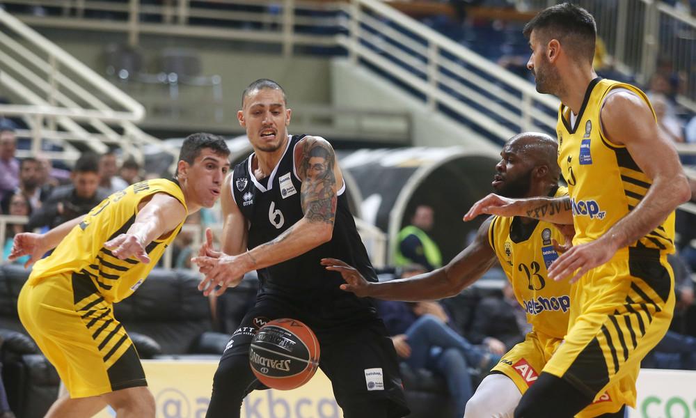 Basketball Champions League: «Μάχες» για ΑΕΚ, ΠΑΟΚ