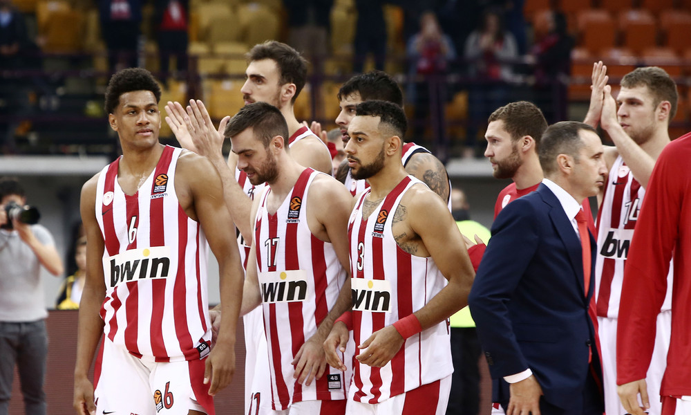 Euroleague: Αυτοί σφυρίζουν το ΤΣΣΚΑ-Ολυμπιακός