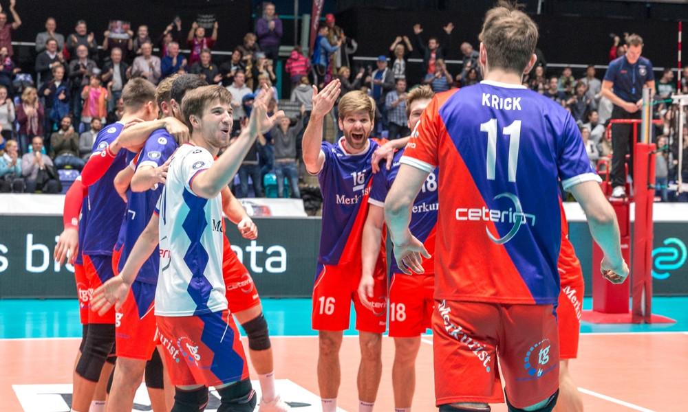 ΠΑΟΚ: Η United Volley Φρανκφούρτης το τελευταίο εμπόδιο πριν τους ομίλους