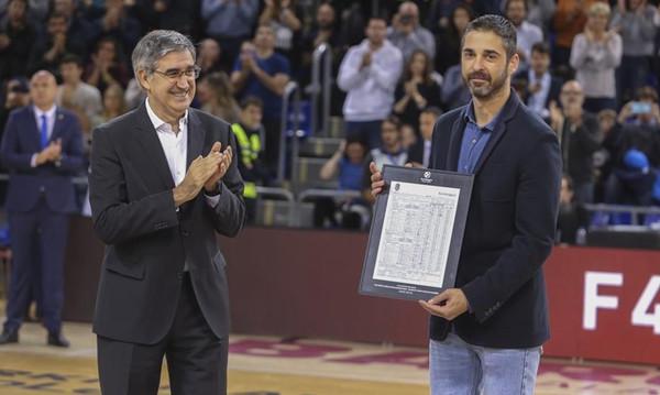 Euroleague: Για πάντα MVP ο Ναβάρο! (videos)