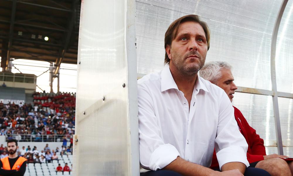 Μαρτίνς: «Να μειώσουμε την πίεση και το άγχος για το γκολ»
