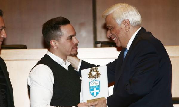 Συγχαρητήρια από τον Πρόεδρο της Δημοκρατίας σε Πετρούνια