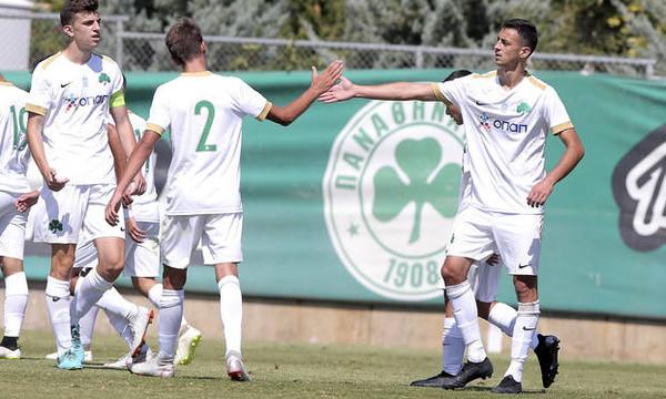 Παναθηναϊκός-ΑΕΚ 1-1: Ισόπαλο το ντέρμπι των Νέων