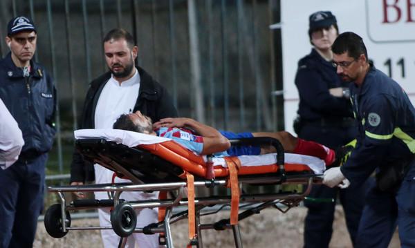 Πανιώνιος: Τρομακτικός τραυματισμός για Κόρμπο (photos)
