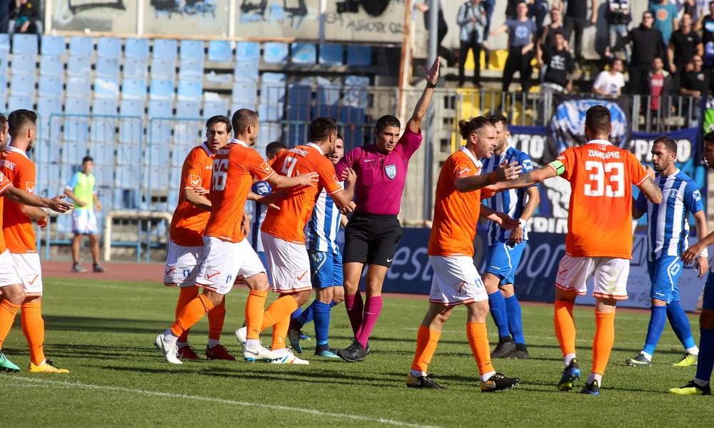 Football League: Τα φώτα στην Κέρκυρα