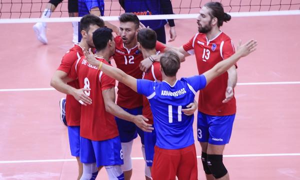 Volley League: «Σεφτέ» για Φοίνικα Σύρου, απέναντι στον Εθνικό Αλεξανδρούπολης