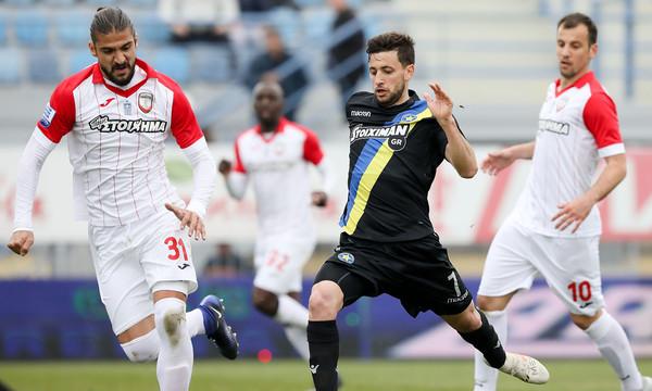 Super League: Φινάλε στην Τρίπολη