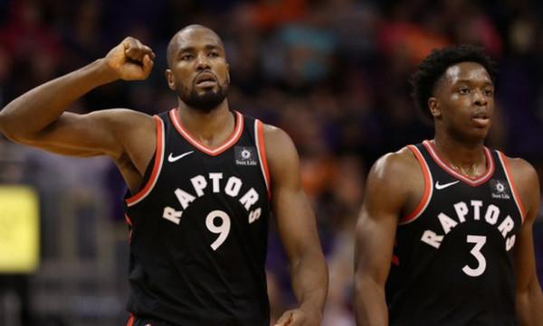 NBA: Πέρασαν από το LA οι Ράπτορς! (video)
