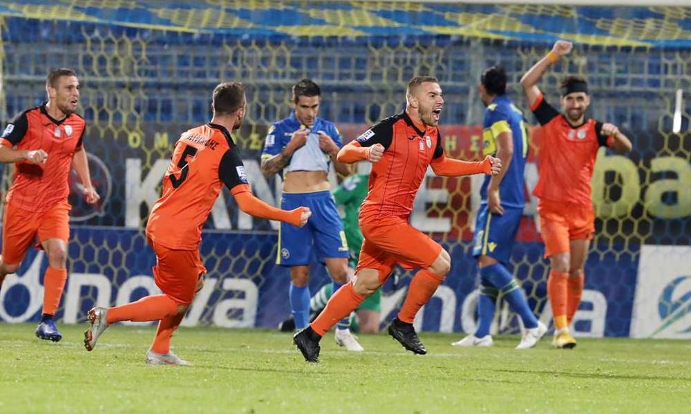 Αστέρας Τρίπολης-Ξάνθη 0-1: Τον «βύθισε» και συνεχίζει ακάθεκτη! (photos)
