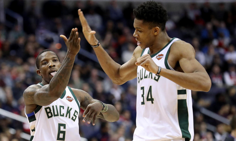 NBA: Οι νέες εμφανίσεις των Μπακς (video)