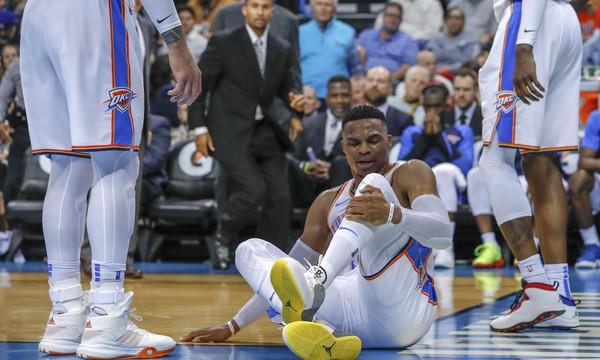 NBA: Όλα καλά με Γουέστμπρουκ! (video)