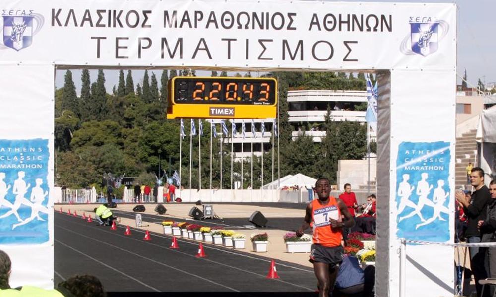 «Νενικήκαμεν» ο ύμνος του αυθεντικού Μαραθωνίου της Αθήνας!