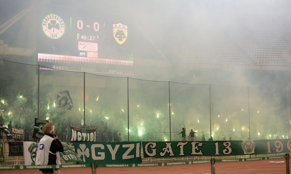 Super League: Σε απολογία τρεις ΠΑΕ για συνθήματα, καπνογόνα
