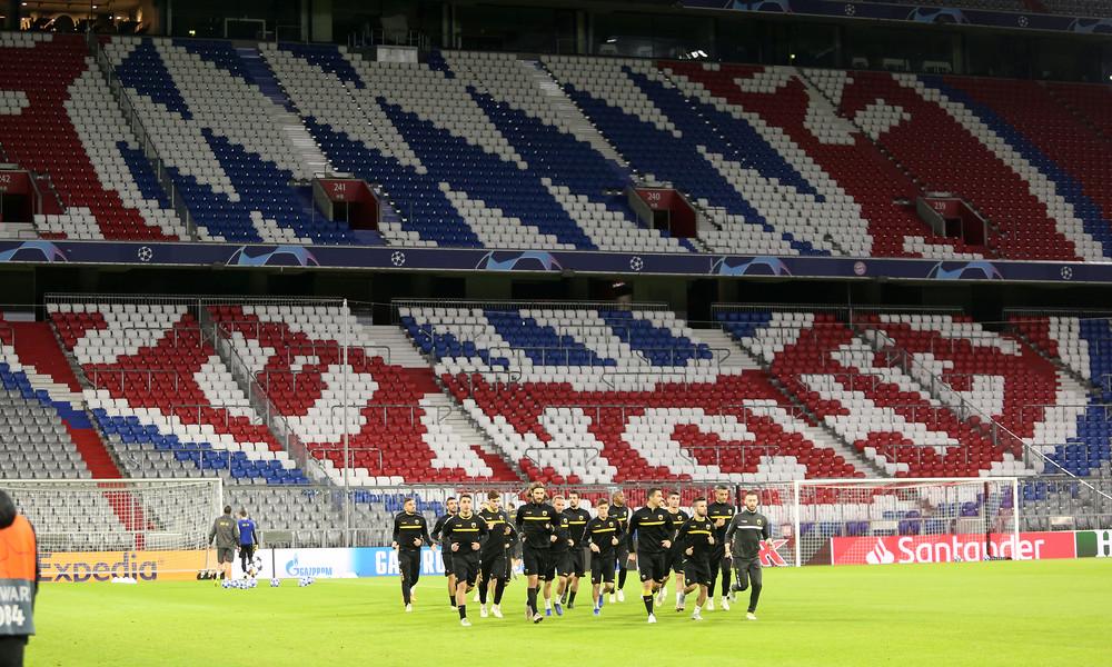 LIVE CHAT Μπάγερν Μονάχου-ΑΕΚ 2-0 (τελικό)