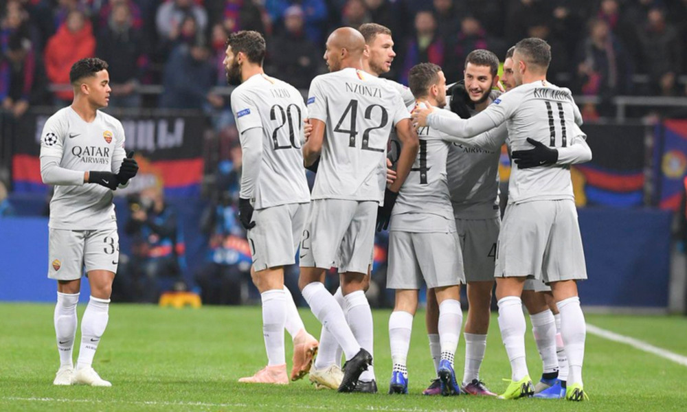 Champions League: Μια ανάσα από την πρόκριση με Μανωλά η Ρόμα (video)