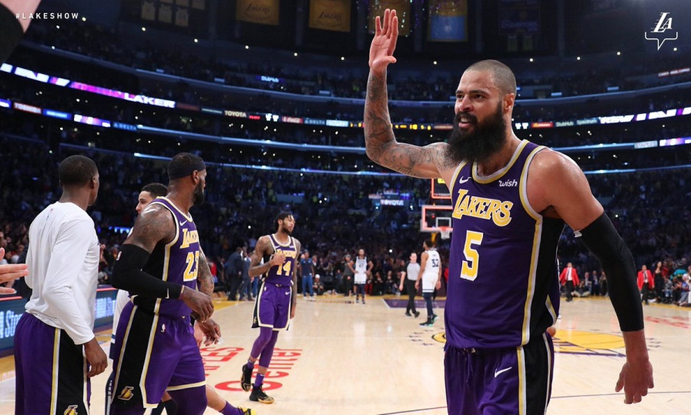 NBA: Επιστροφή στις νίκες για Λέικερς (video)