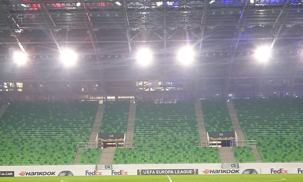 Βίντι-ΠΑΟΚ: Ανακοινώθηκε το sold out