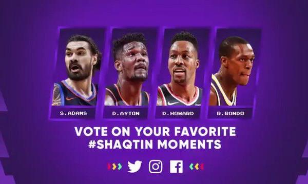 Μπες και ψήφισε την πιο… Shaqtin στιγμή της εβδομάδας! (video)